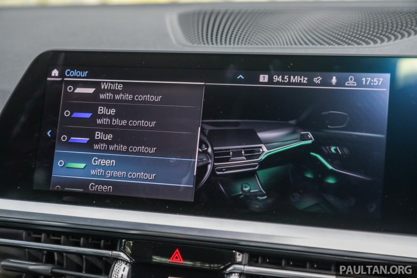 新车试驾:G20 BMW 330i M Sport,操控驾驶迷的首选! Image #104608