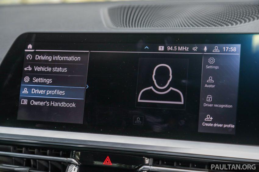 新车试驾:G20 BMW 330i M Sport,操控驾驶迷的首选! Image #104610