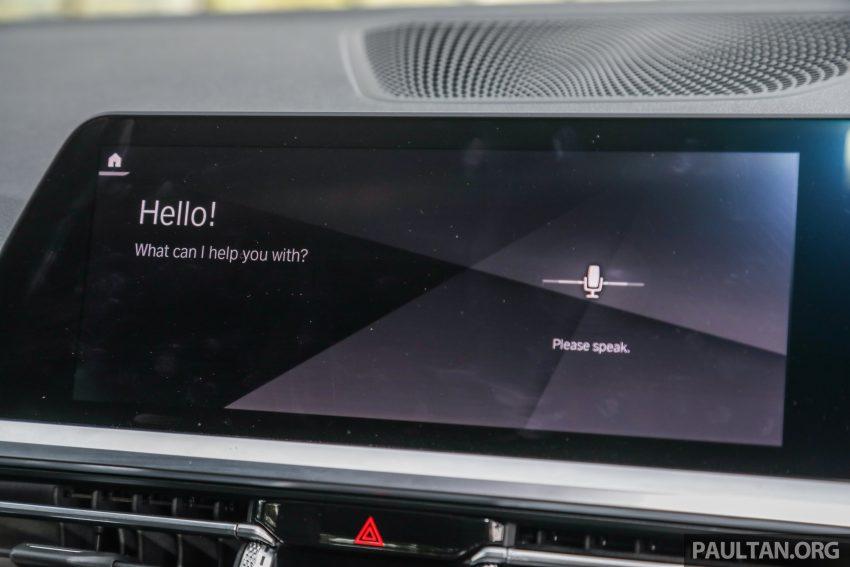新车试驾:G20 BMW 330i M Sport,操控驾驶迷的首选! Image #104611