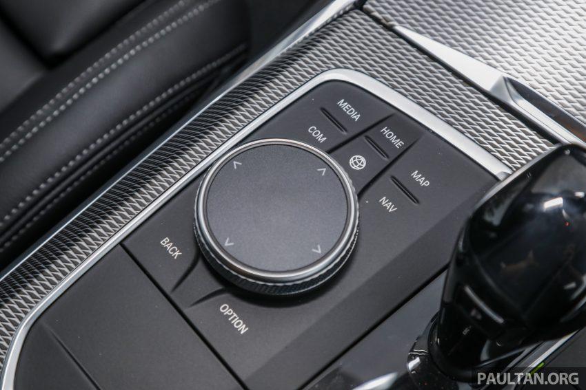 新车试驾:G20 BMW 330i M Sport,操控驾驶迷的首选! Image #104616