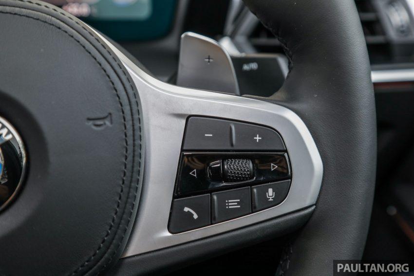 新车试驾:G20 BMW 330i M Sport,操控驾驶迷的首选! Image #104573