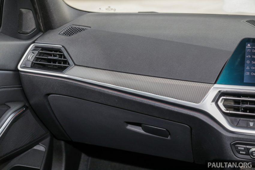 新车试驾:G20 BMW 330i M Sport,操控驾驶迷的首选! Image #104619