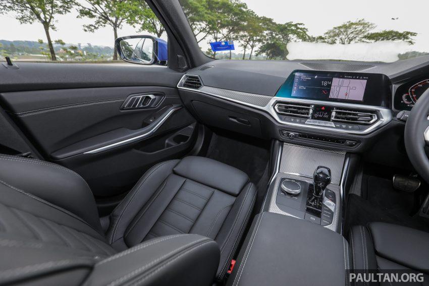 新车试驾:G20 BMW 330i M Sport,操控驾驶迷的首选! Image #104624