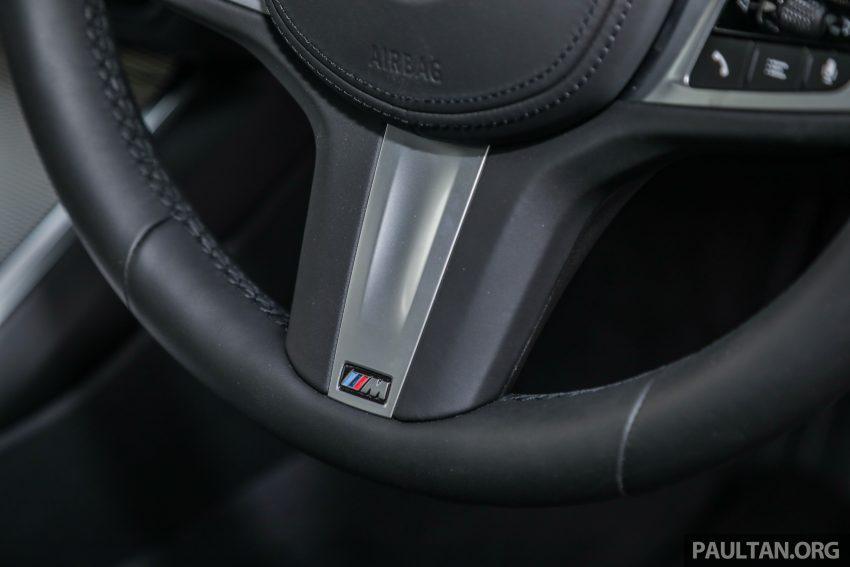 新车试驾:G20 BMW 330i M Sport,操控驾驶迷的首选! Image #104574