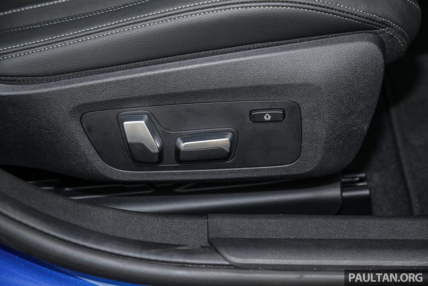 新车试驾:G20 BMW 330i M Sport,操控驾驶迷的首选! Image #104628