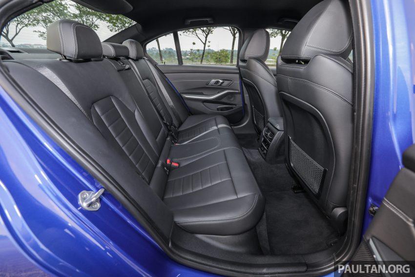 新车试驾:G20 BMW 330i M Sport,操控驾驶迷的首选! Image #104632