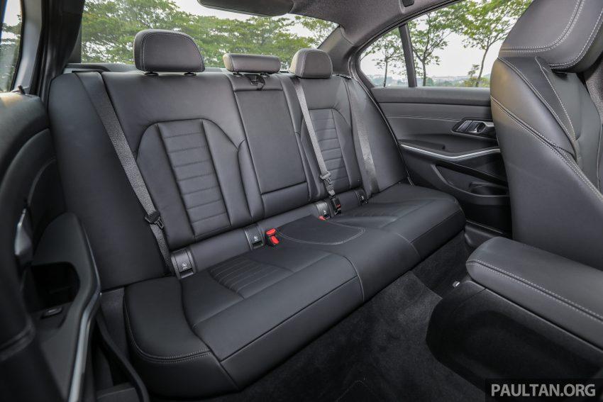 新车试驾:G20 BMW 330i M Sport,操控驾驶迷的首选! Image #104633