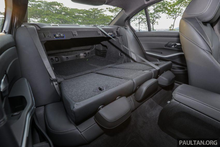 新车试驾:G20 BMW 330i M Sport,操控驾驶迷的首选! Image #104634
