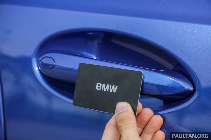 新车试驾:G20 BMW 330i M Sport,操控驾驶迷的首选! Image #104643