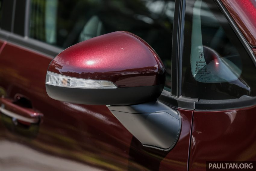 试驾:2019 Proton Persona 小改款,把各种细节都做好 Image #103741