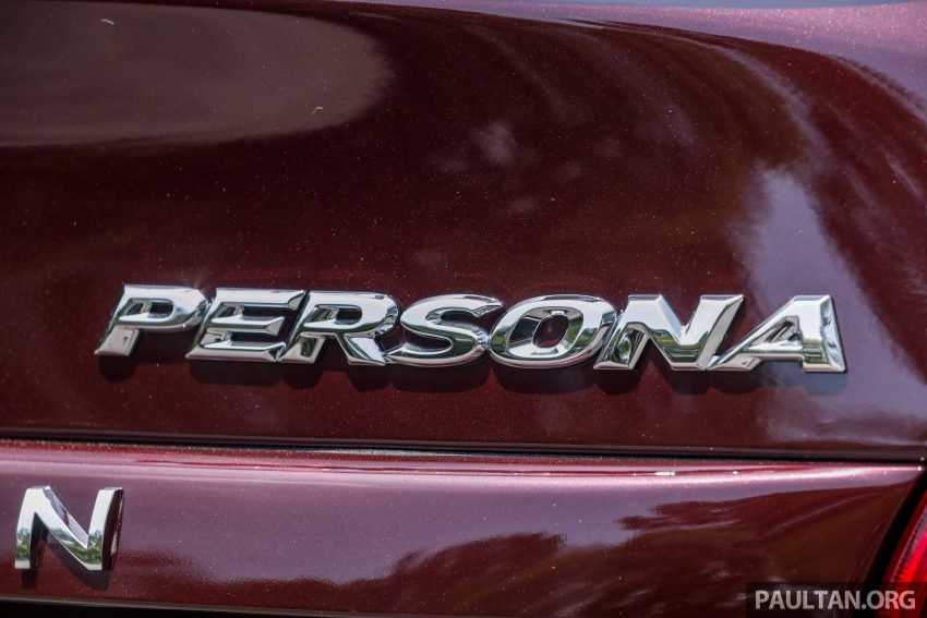 试驾:2019 Proton Persona 小改款,把各种细节都做好 Image #103753