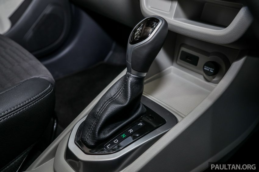 试驾:2019 Proton Persona 小改款,把各种细节都做好 Image #103771
