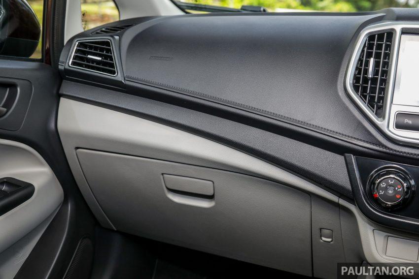 试驾:2019 Proton Persona 小改款,把各种细节都做好 Image #103774