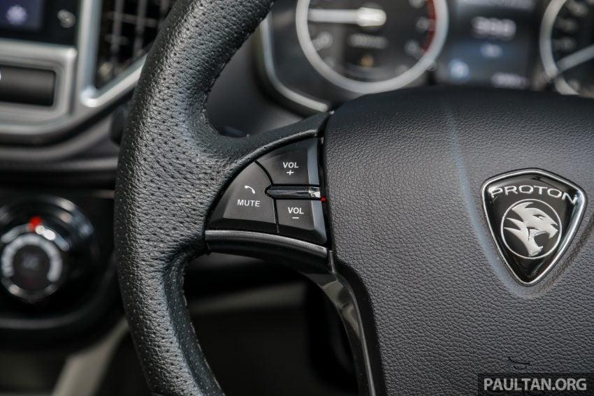 试驾:2019 Proton Persona 小改款,把各种细节都做好 Image #103759