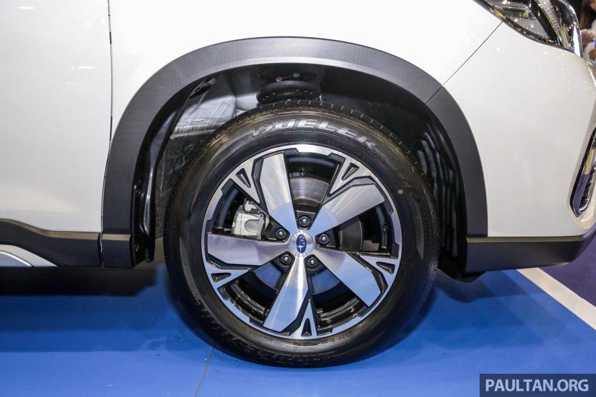 "全新一代""森林人"" 2019 Subaru Forester 本地公开亮相 Image #103198"