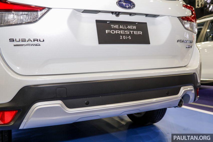 "全新一代""森林人"" 2019 Subaru Forester 本地公开亮相 Image #103209"