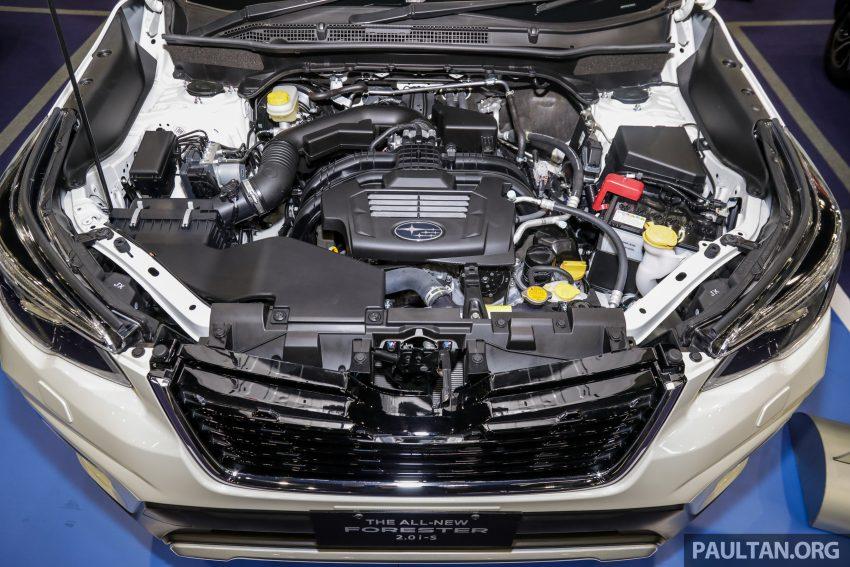 "全新一代""森林人"" 2019 Subaru Forester 本地公开亮相 Image #103213"