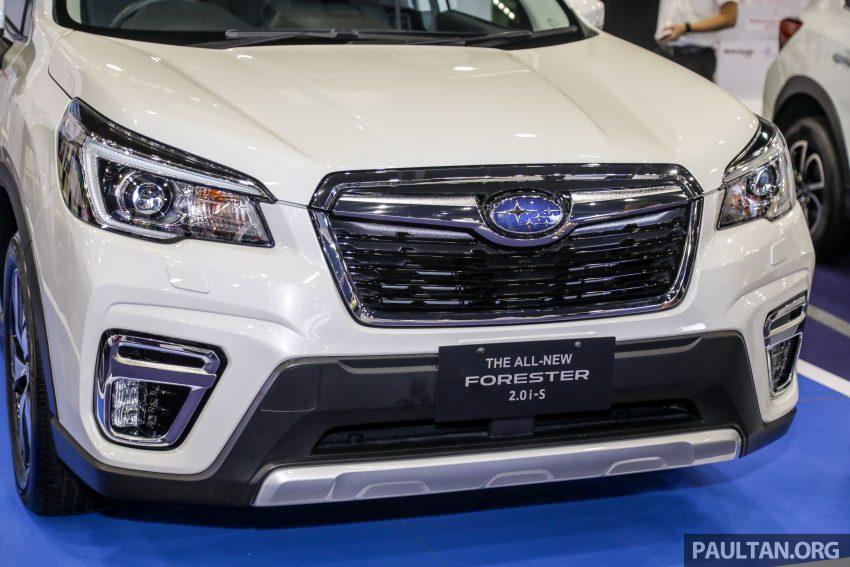 "全新一代""森林人"" 2019 Subaru Forester 本地公开亮相 Image #103193"