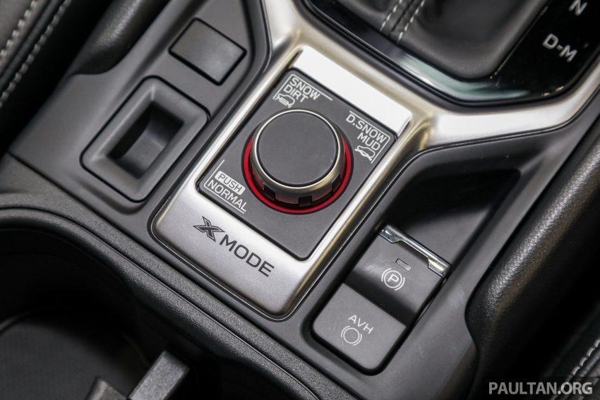"全新一代""森林人"" 2019 Subaru Forester 本地公开亮相 Image #103226"