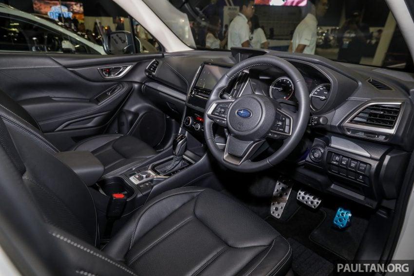 "全新一代""森林人"" 2019 Subaru Forester 本地公开亮相 Image #103216"