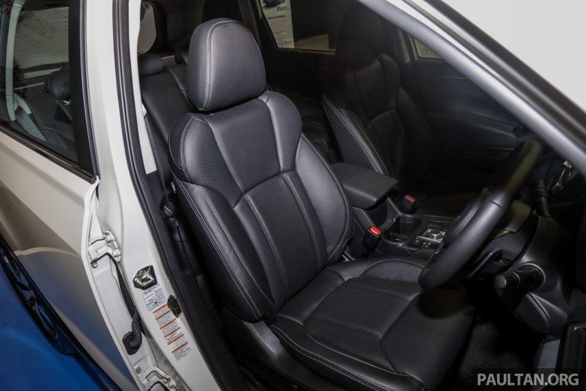 "全新一代""森林人"" 2019 Subaru Forester 本地公开亮相 Image #103237"