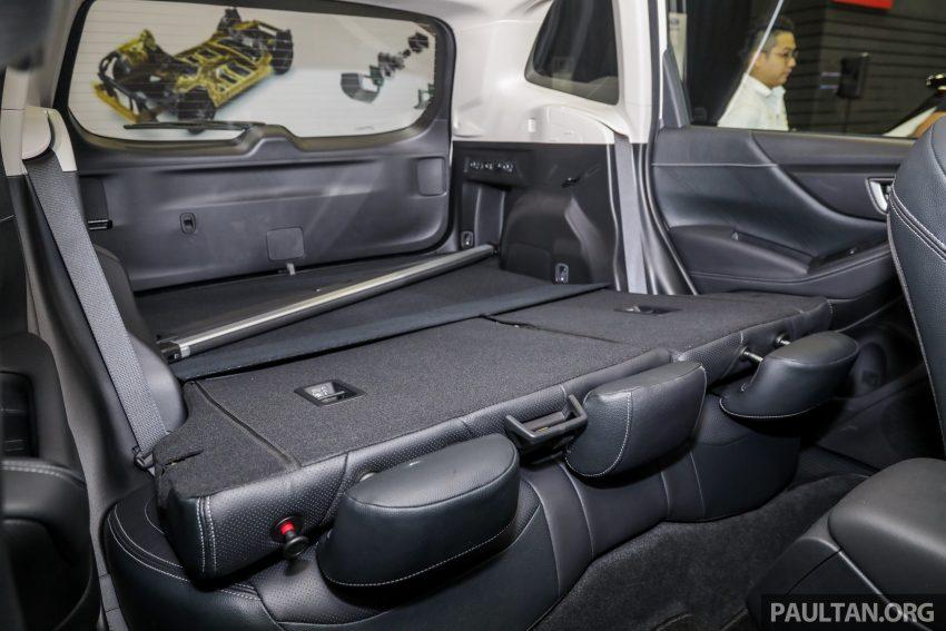 "全新一代""森林人"" 2019 Subaru Forester 本地公开亮相 Image #103245"