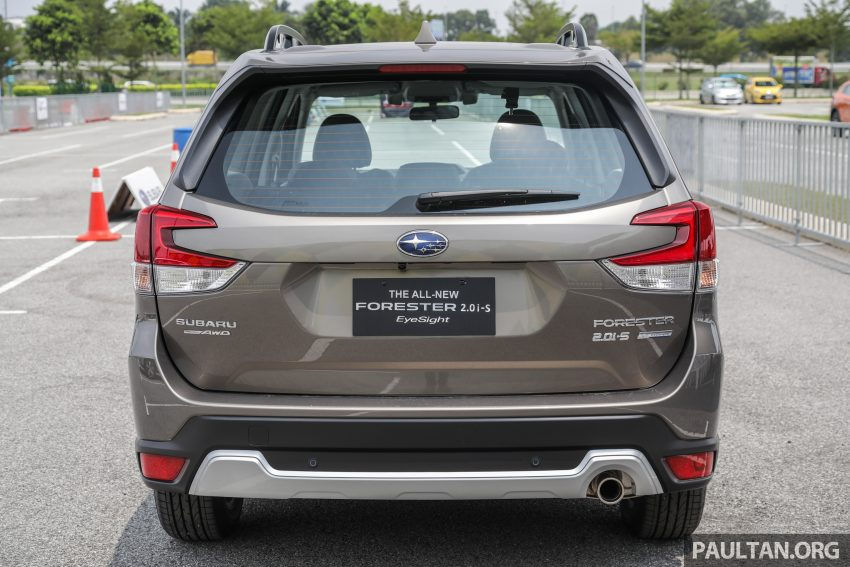 "全新一代""森林人"" 2019 Subaru Forester 本地公开亮相 Image #103428"