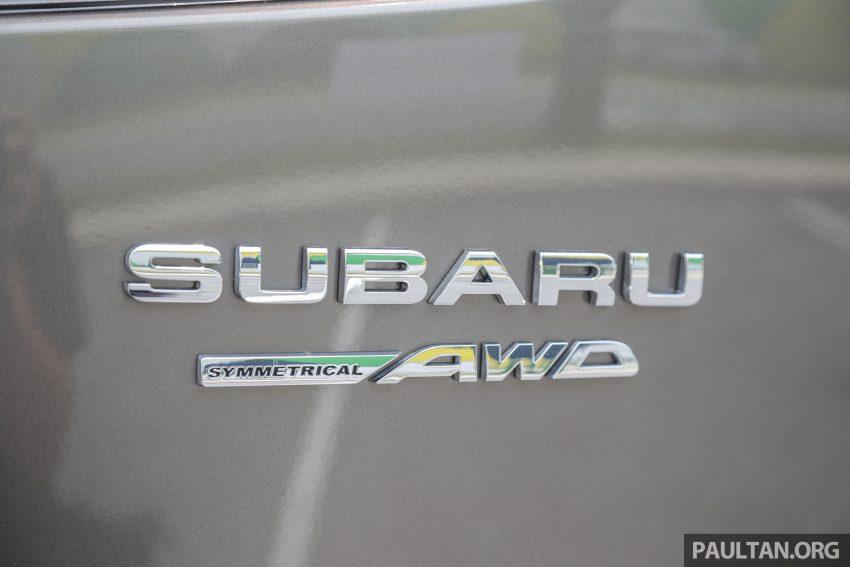 "全新一代""森林人"" 2019 Subaru Forester 本地公开亮相 Image #103431"
