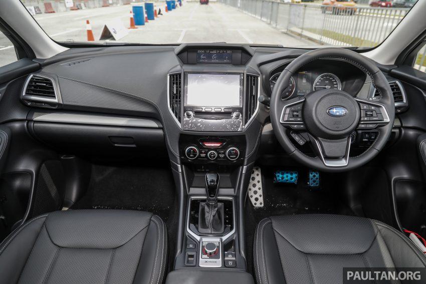 "全新一代""森林人"" 2019 Subaru Forester 本地公开亮相 Image #103433"