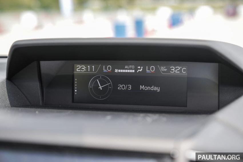 "全新一代""森林人"" 2019 Subaru Forester 本地公开亮相 Image #103457"