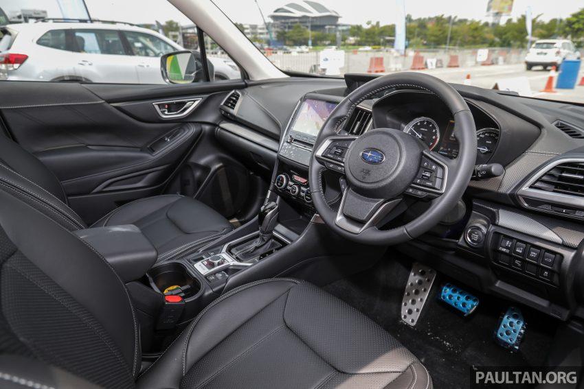 "全新一代""森林人"" 2019 Subaru Forester 本地公开亮相 Image #103436"