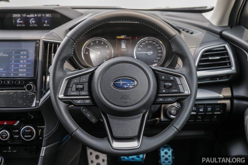 "全新一代""森林人"" 2019 Subaru Forester 本地公开亮相 Image #103439"