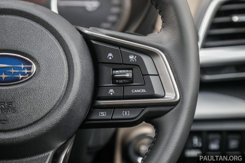 "全新一代""森林人"" 2019 Subaru Forester 本地公开亮相 Image #103442"