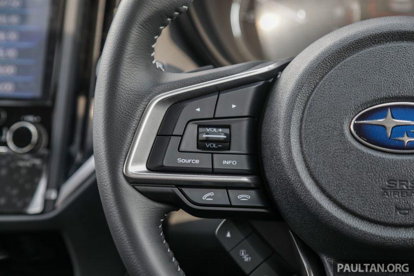 "全新一代""森林人"" 2019 Subaru Forester 本地公开亮相 Image #103443"