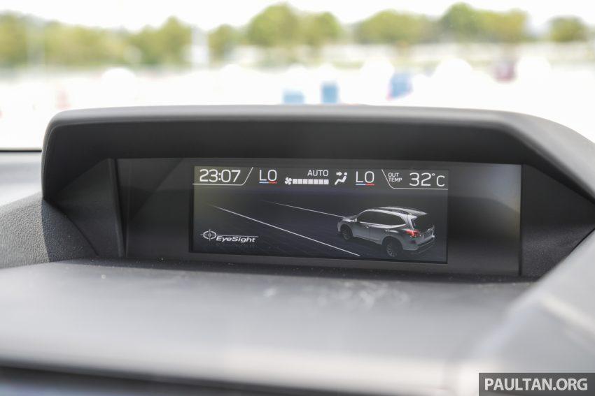 "全新一代""森林人"" 2019 Subaru Forester 本地公开亮相 Image #103446"