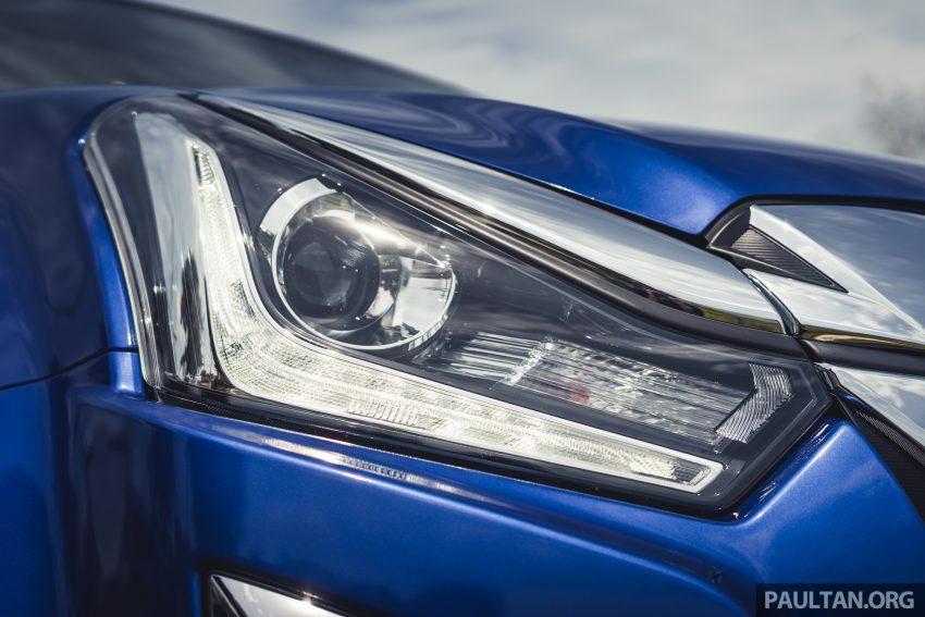 试驾:Isuzu D-Max 1.9 Ddi Blue Power,务实派的首选 Image #106017