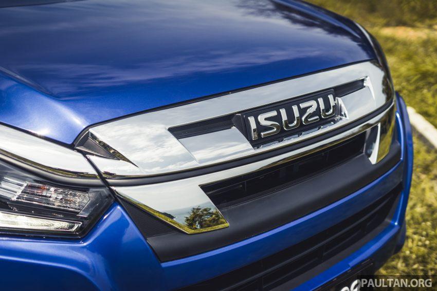 试驾:Isuzu D-Max 1.9 Ddi Blue Power,务实派的首选 Image #106018