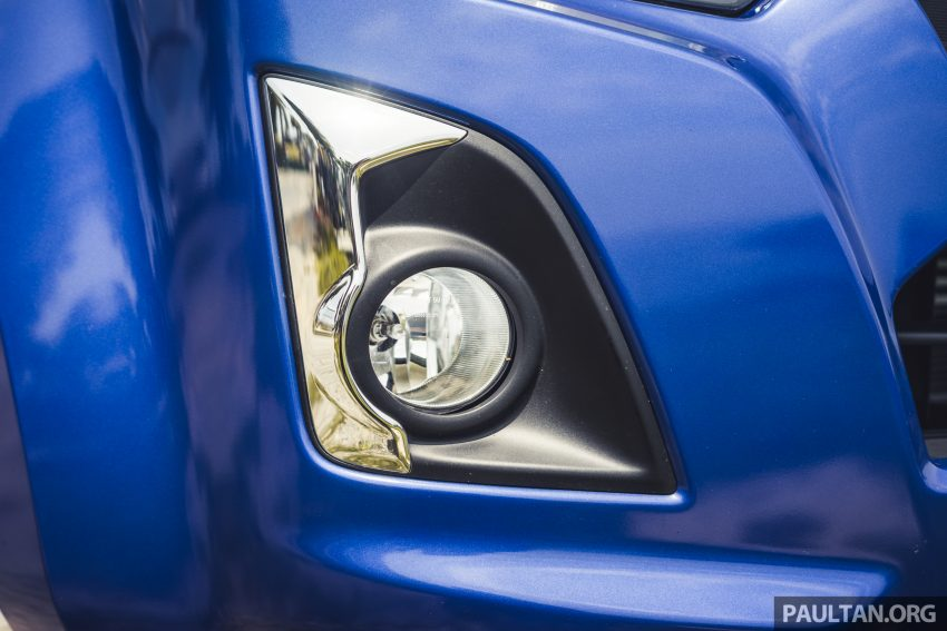 试驾:Isuzu D-Max 1.9 Ddi Blue Power,务实派的首选 Image #106019