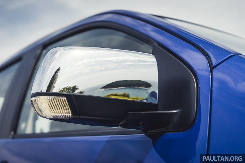 试驾:Isuzu D-Max 1.9 Ddi Blue Power,务实派的首选 Image #106023