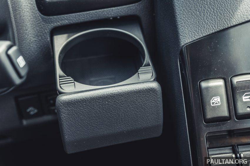 试驾:Isuzu D-Max 1.9 Ddi Blue Power,务实派的首选 Image #106043