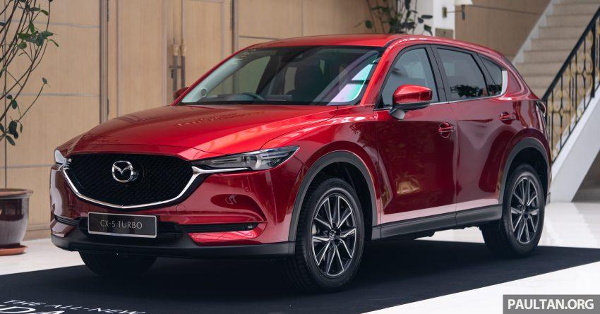 2019 Mazda CX-5 正式发布,售价从RM137k至RM181k Image #107054