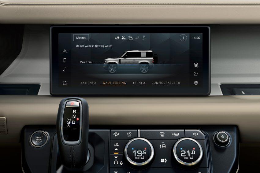全新 Land Rover Defender 首发,全新外貌与科技内装 Image #105369