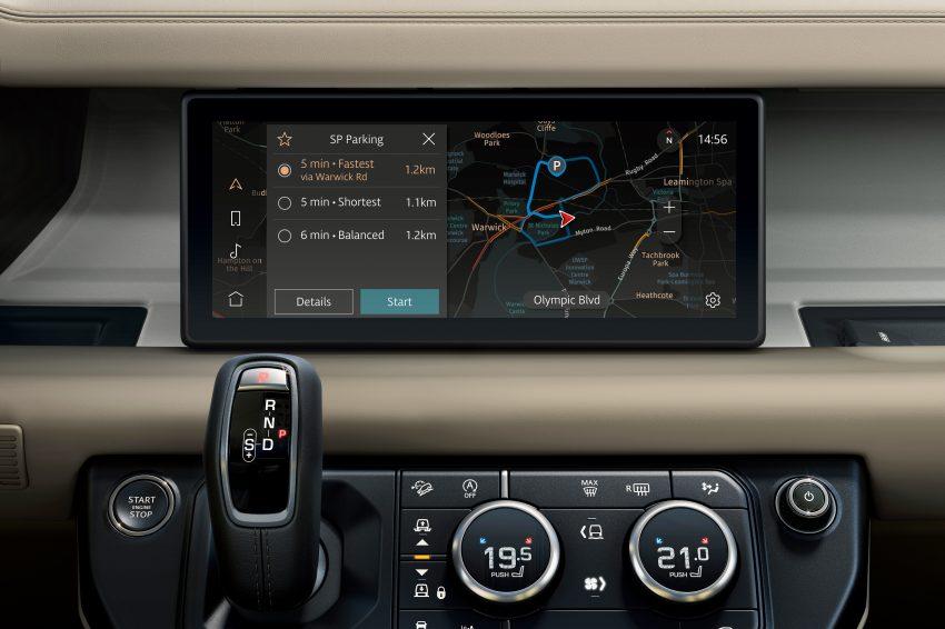 全新 Land Rover Defender 首发,全新外貌与科技内装 Image #105371
