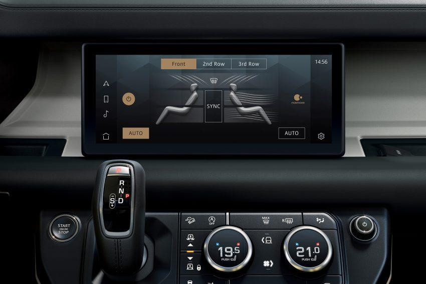 全新 Land Rover Defender 首发,全新外貌与科技内装 Image #105374