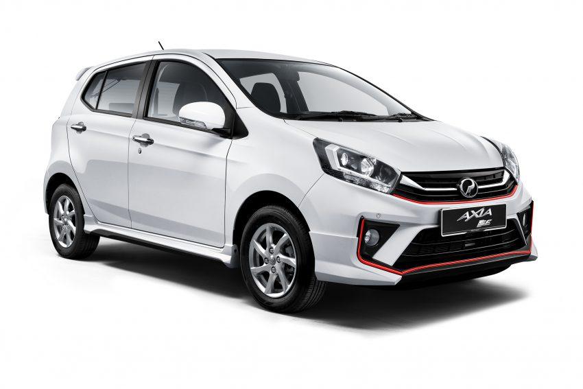 2019 Perodua Axia 小升级开售, VSC入列, 新增跨界等级 Image #106136