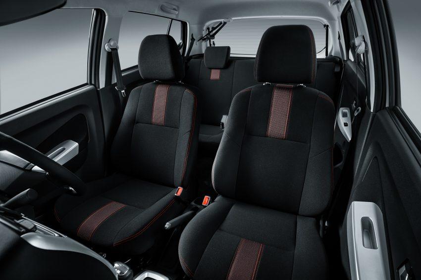 2019 Perodua Axia 小升级开售, VSC入列, 新增跨界等级 Image #106142