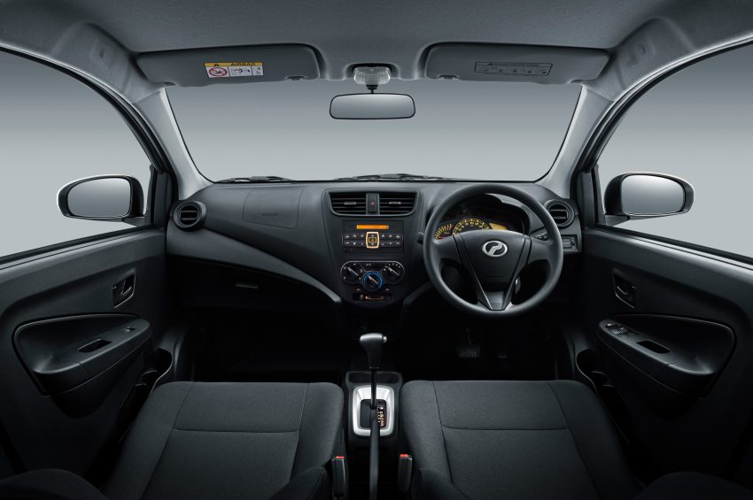 2019 Perodua Axia 小升级开售, VSC入列, 新增跨界等级 Image #106146