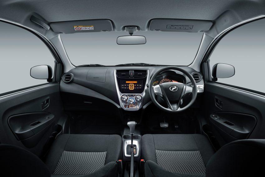 2019 Perodua Axia 小升级开售, VSC入列, 新增跨界等级 Image #106147