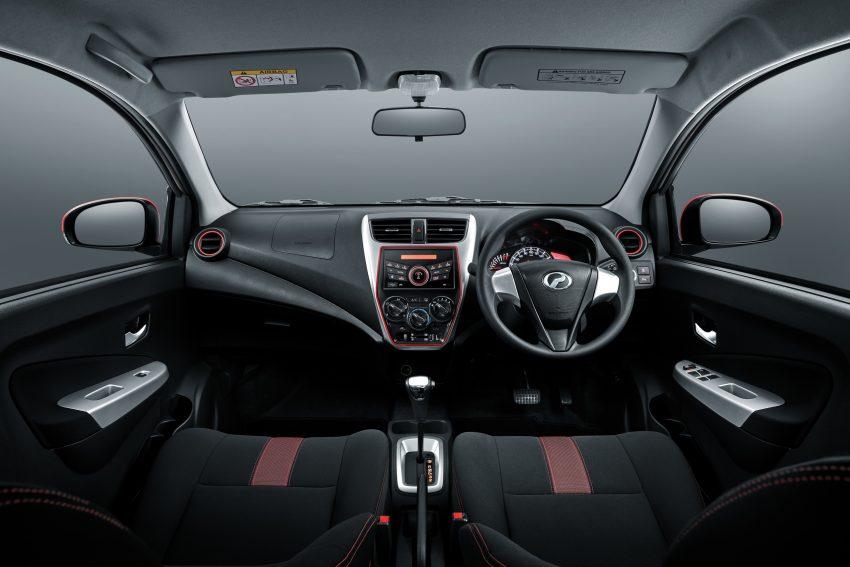 2019 Perodua Axia 小升级开售, VSC入列, 新增跨界等级 Image #106148