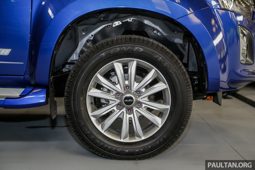 2019 Isuzu D-MAX 小改款正式发布,售价从RM80k起 Image #105894